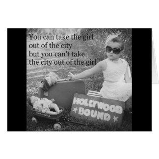 ハリウッドの限界 カード