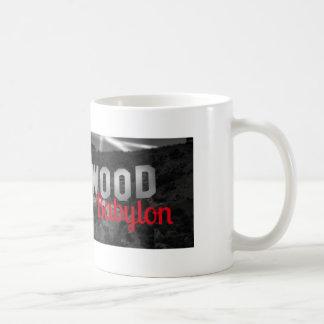 ハリウッド公式のバビロンのマグ!!  (新しい2013年) コーヒーマグカップ
