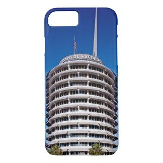ハリウッド通りの国会議事堂の記録 iPhone 8/7ケース