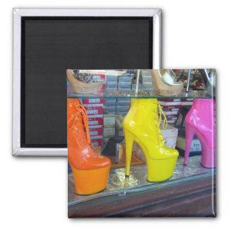 ハリウッド通りの靴 マグネット