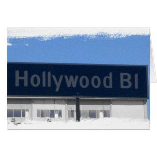 ハリウッド通り カード