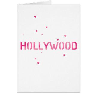 ハリウッド カード