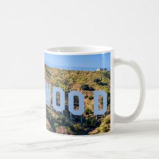 ハリウッド コーヒーマグカップ