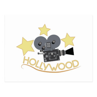 ハリウッド ポストカード