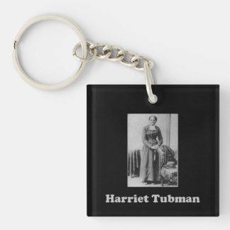 ハリエット白黒Tubmanの写真 キーホルダー