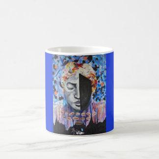 ハリエットTubmanのコラージュのマグ コーヒーマグカップ