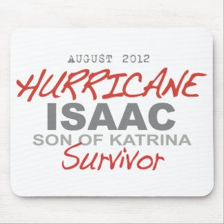 ハリケーンのアイザックの生存者 マウスパッド