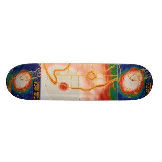 ハリケーンのアンドリュー板 オリジナルスケートボード