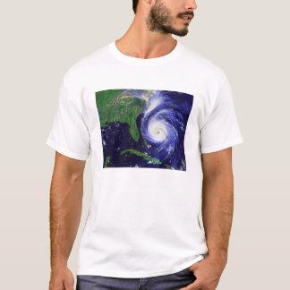 ハリケーンのフラン Tシャツ