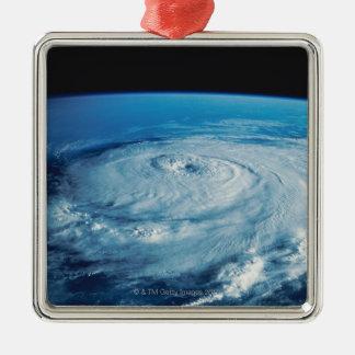 ハリケーンの目 メタルオーナメント