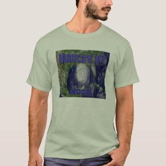 ハリケーンのIkeのティー Tシャツ