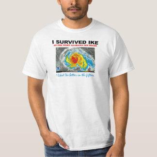 ハリケーンのIkeのTシャツ Tシャツ