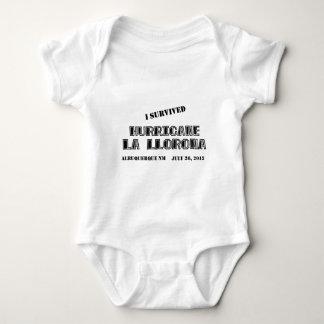ハリケーンのLaのLloronaの服装 ベビーボディスーツ