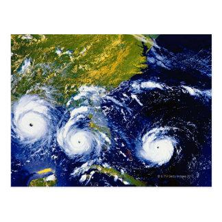 ハリケーンアンドリュー ポストカード
