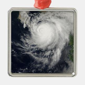 ハリケーンイグナシオ メタルオーナメント