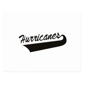 ハリケーン ポストカード