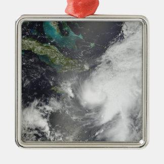 ハリケーンErnesto メタルオーナメント
