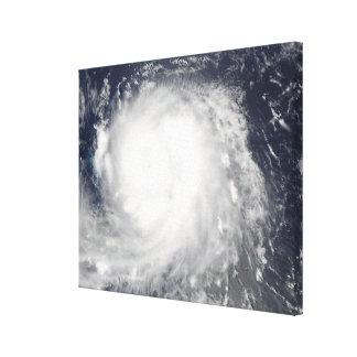 ハリケーンIke 5 キャンバスプリント