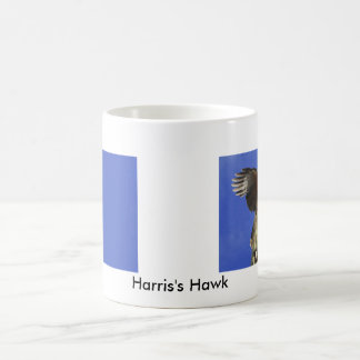 ハリスのタカの着陸 コーヒーマグカップ