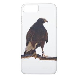 ハリスのタカのiPhone 7のプラスの場合 iPhone 8 Plus/7 Plusケース