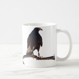 ハリスのタカ コーヒーマグカップ