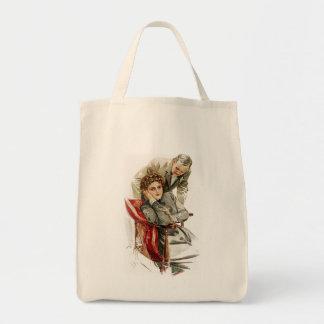 ハリスンフィッシャーの中心の欲求の無慈悲な沈黙 トートバッグ