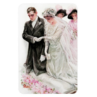 ハリスンフィッシャー: 結婚式 マグネット