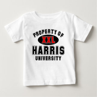 ハリス大学の特性 ベビーTシャツ