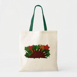 ハリネズミのバッグ トートバッグ