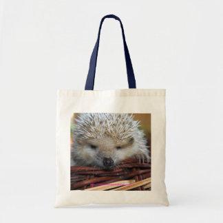 ハリネズミのバッグ! トートバッグ