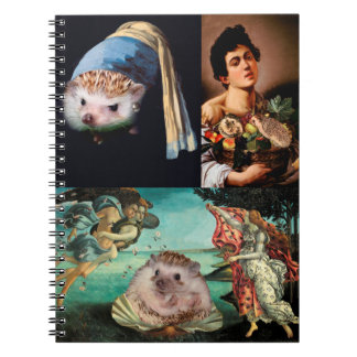 ハリネズミの最高傑作 ノートブック
