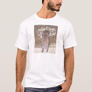 ハリネズミの規則! Tシャツ
