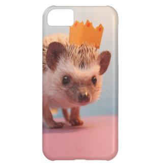 ハリネズミ|幸福 iPhone5C カバー