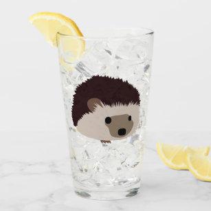 ハリネズミ-飲むガラス タンブラーグラス