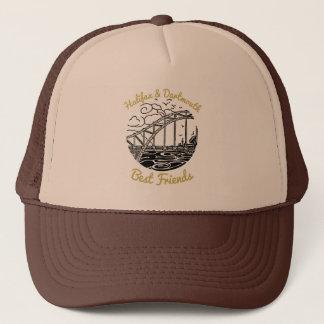 ハリファックスダートマスN.S.の親友の帽子の茶色 キャップ