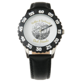 ハリファックスダートマスN.S.の親友の腕時計 腕時計
