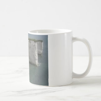 ハリーの古い石 コーヒーマグカップ