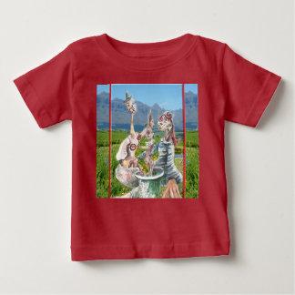 ハリー及び果実 ベビーTシャツ