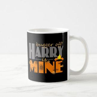 ハリー王子は私の物です コーヒーマグカップ