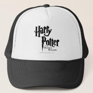 ハリー・ポッターシリーズおよび死んだようにロゴ2を神聖化します キャップ