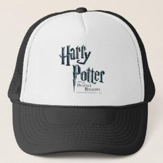 ハリー・ポッターシリーズおよび死んだようにロゴ3を神聖化します キャップ