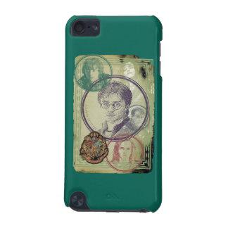 ハリー・ポッターシリーズのコラージュ9 iPod TOUCH 5G ケース