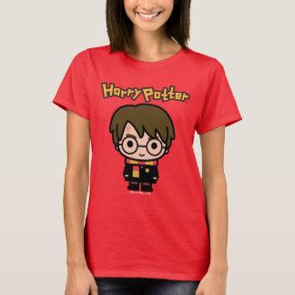 ハリー・ポッターシリーズのマンガのキャラクタの芸術 Tシャツ