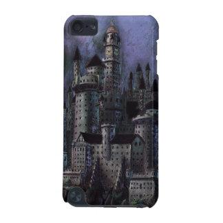 ハリー・ポッターシリーズの城|壮麗なHogwarts iPod Touch 5G ケース
