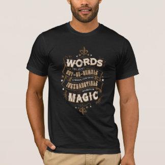 ハリー・ポッターシリーズの綴り|のワードは私達のほとんどのInexhaustiです Tシャツ