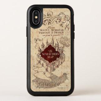 ハリー・ポッターシリーズの綴り|の略奪者の地図 オッターボックスシンメトリー iPhone X ケース