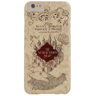 ハリー・ポッターシリーズの綴り|の略奪者の地図 BARELY THERE iPhone 6 PLUS ケース