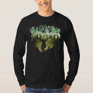 ハリー・ポッターシリーズの綴り|の雄鹿Patronus Tシャツ