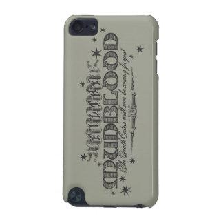 ハリー・ポッターシリーズの綴り|不潔なMudblood iPod Touch 5G ケース