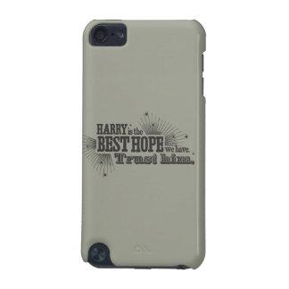 ハリー・ポッターシリーズの綴り|私達の最も最高のな希望 iPod TOUCH 5G ケース